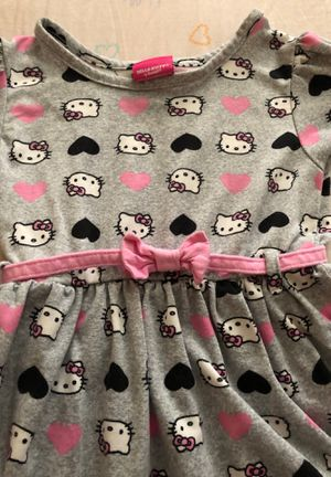 Hello kitty dress size 6 for Sale in Paramount, CA