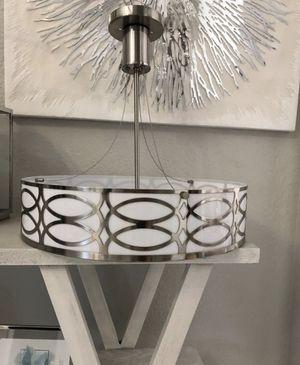 Drum ceiling light for Sale in Danville, CA