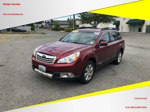2012 Subaru Outback for Sale in Brier, WA