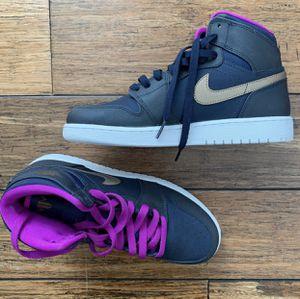 Nike Air Jordan 1 - Two Tone High Top Sneakers for Sale in Bridgewater Township, NJ