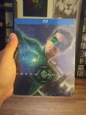 Green Lantern DC Steel Book for Sale in Chicago, IL