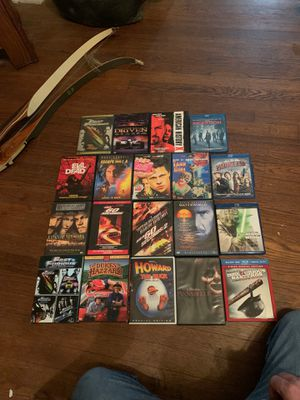 Cult Classics and other hit movies for Sale in Dallas, TX