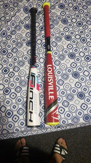 Kids baseball softball bats for Sale in San Jose, CA