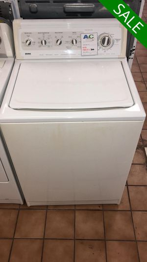 NO CREDIT!! Kenmore High Efficiency Washer CONTACT TODAY! #1527 for Sale in Fort Washington, MD