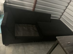 Black sectional for Sale in Charlotte, NC