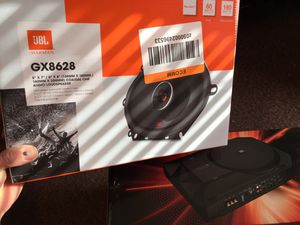 Audio loud speaker and subwoofer for Sale in Raleigh, NC
