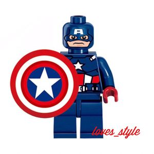 CAPTAIN AMERICA BUILDING BLOCKS LEGO COMPATIBLE AVENGERS for Sale in Commack, NY