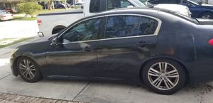 Infiniti g37X for parts for Sale in TWN N CNTRY, FL