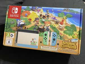 Nintendo Switch - Animal Crossing Edition for Sale in North Miami Beach, FL