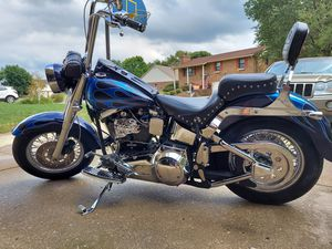Harley Davidson FatBoy for Sale in Smithton, IL