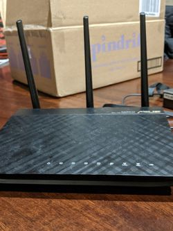 ASUS Dual-band 3x3 AC1750 Wifi 4-port Gigabit Router for Sale in Redmond,  WA