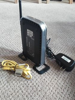 Netgear N 150 Wireless Router WNR1000 for Sale in Portsmouth,  VA