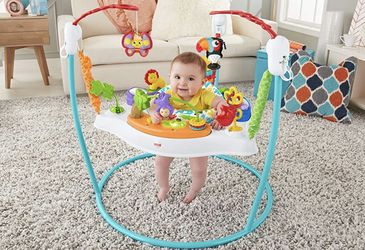 Fisher-Price Animal Activity Jumperoo for Sale in San Jose,  CA