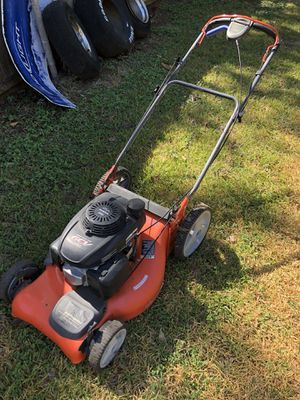 Husqvarna self-propelled lawnmower with Honda engine for Sale in Fort Worth, TX
