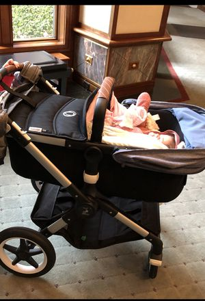 Bugaboo Fox stroller ! New used only for 3 months for Sale in Cambridge, MA