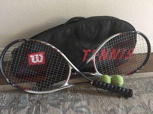 Wilson Tennis rackets for Sale in Las Vegas, NV