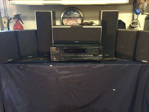 ONKYO HT-S790 Home Theater System for Sale in Crestline, CA