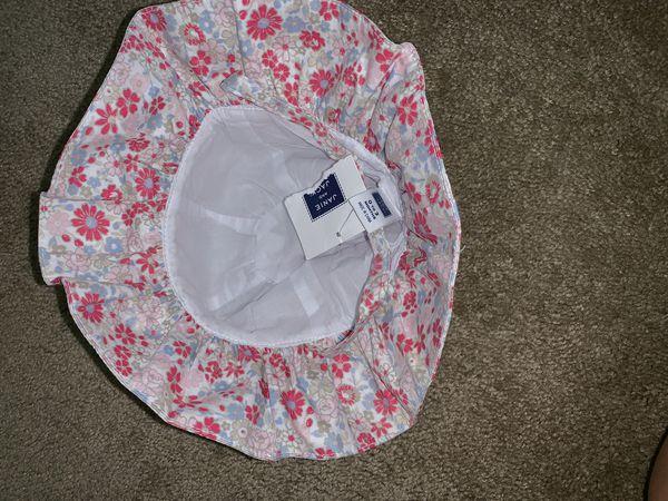 Janie & Jack Baby Girl Hat
