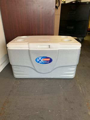 36qt Coleman Cooler for Sale in Culver City, CA