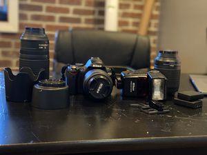 Nikon-Camera-18-55mm-3-5-5-6G-Focus-S/dp/B0012OGF6Q for Sale in Warwick, RI