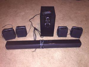 Surround sound system for Sale in West Monroe, LA
