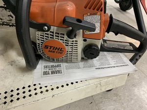 Stihl MS 170 Chainsaw for Sale in Austin, TX