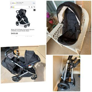 Britax B Ready Double Stroller for Sale in Colorado Springs, CO