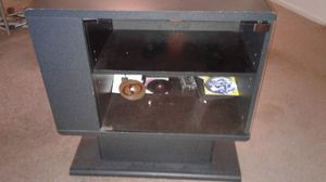 Black TV Stand $25.00 for Sale in Columbia, SC