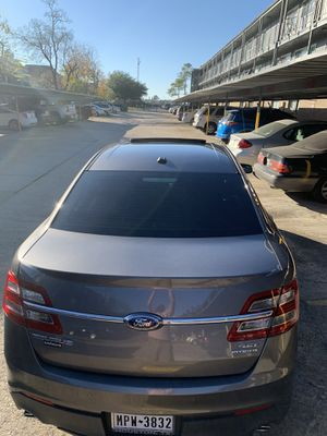 Ford Taurus SEL 2013 for Sale in Houston, TX