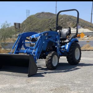 """New MT225S Compact Tractor with a 52"""" front loader * for Sale in Redlands, CA"""