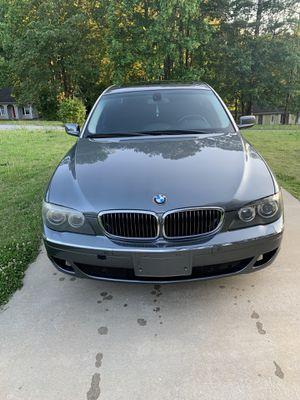 2008 BMW 750LI for Sale in Ellenwood, GA