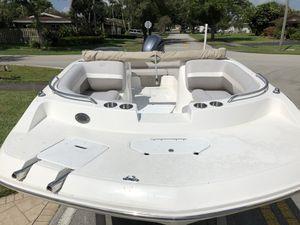 2007 188 Hurricane Deck Boat for Sale in Fort Lauderdale, FL