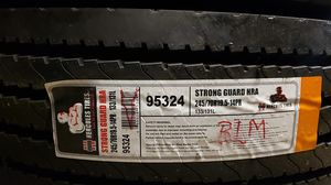 245/70R19.5 HERCULES TIRES STRONG GUARD for Sale in Sacramento, CA