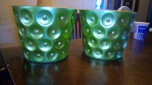 3 flower pots for Sale in Fresno, CA