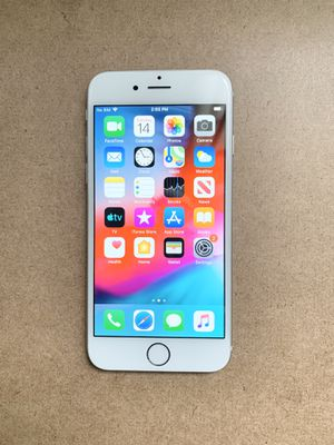 iPhone 6 Silver UNLOCKED FOR ANY CARRIER! for Sale in Paramount, CA