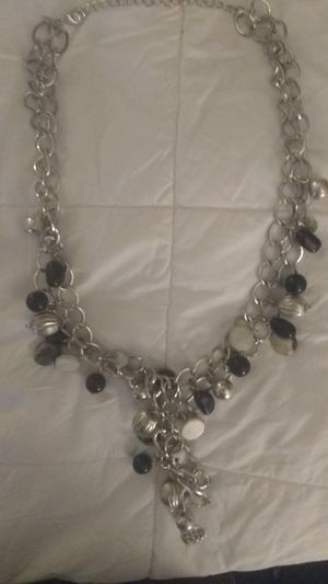 Charm necklace and 2 rings for Sale in Spokane, WA