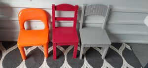 Kids chairs for Sale in Houston, TX