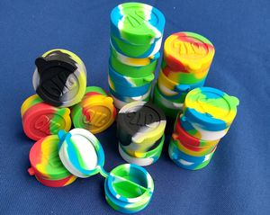 Non-Stick 5ml. Silicone Multi-Color Kitchen Storage Jar Containers for Sale in Titusville, FL