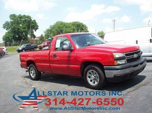 2006 Chevy Silverado for Sale in BRECKNRDG HLS, MO