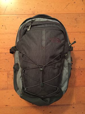 North Face Jester Backpack Grey for Sale in Marietta, GA