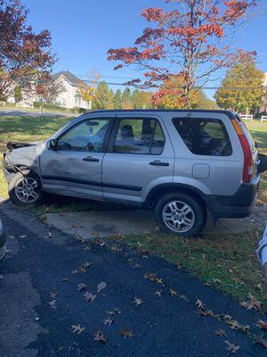 2003 Honda CRV for Sale in Boyds, MD