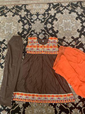 New 3 piece 4t girl Pakistani dress for Sale in El Cerrito, CA
