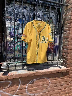 Used, Oakland Athletics Baseball Jersey for Sale for sale  Santa Ana, CA