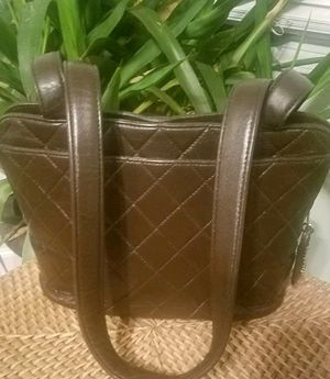 Chanel brown quilted shoulder bag for Sale in Snellville, GA