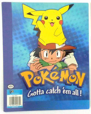 Vintage Pokemon file folders (1999 Nintendo) for Sale in Mountlake Terrace, WA