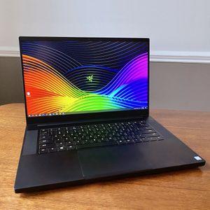 "RTX 2070 / I7-1075H CPU / 16GB DDR5 RAM/ 2020 Model Razer Blade 15.6"" 144Hz Gaming Laptop for Sale in Brooklyn, NY"
