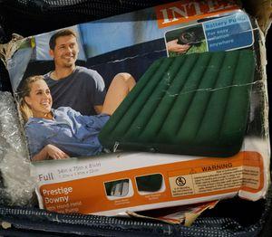 Prestige full size air mattress for Sale in Austin, TX