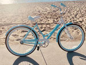 "NEW / Teal Blue Beach Cruiser Bike 26"" for Sale in Newport Beach, CA"
