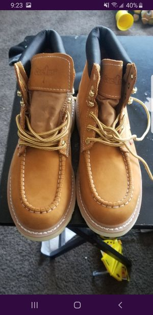 CACTUS SIZE 10M WORK BOOTS! for Sale in Lake View Terrace, CA