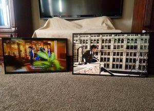 2 Samsung TV's 1080 LED for Sale in Buckeye, AZ